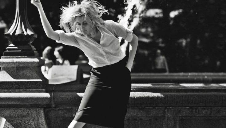 Gerwig Goes for Broke in 'Frances Ha'