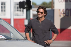 "BRADLEY COOPER as Phil in Warner Bros. Pictures' and Legendary Pictures' comedy ""THE HANGOVER PART III."" ©Warner Bros. Entertainment. CR: Melinda Sue Gordon."