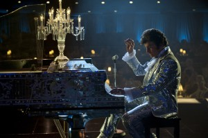 "MICHAEL DOUGLAS as Liberace in ""BEHIND THE CANDELABRA."" ©HBO. CR: Claudette Barius."