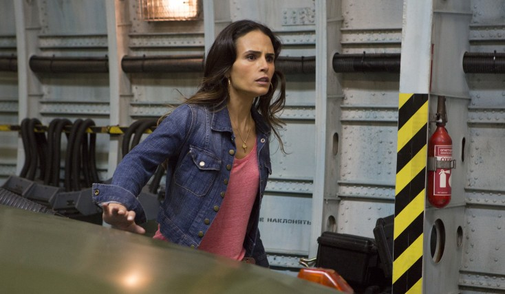EXCLUSIVE: Jordana Brewster Returns for 'Fast & Furious 6' – 3 Photos