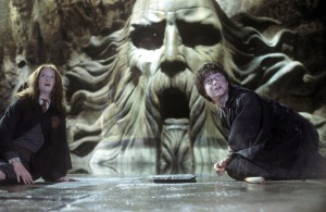 "A scene from ""Harry Potter and The Chamber of Secrets."" ©Warner Bros. Entertainment."