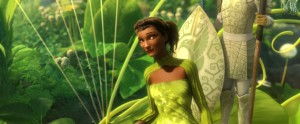 "Queen Tara (Beyonce Knowles) reigns over Moonhaven, an unseen Eden-like world in ""Epic."" ©20th Century Fox."