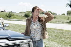 "DIANE LANE stars as Martha Kent in ""MAN OF STEEL."" ©DC COMICS/WARNER BROS. ENTERTAINMENT. CR: Clay Enos."