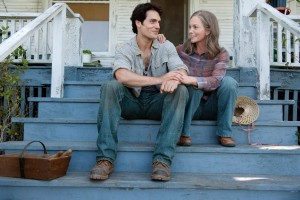 "(L-r) HENRY CAVILL as Clark Kent and DIANE LANE as Martha Kent in Warner Bros. Pictures' and Legendary Pictures' action adventure ""MAN OF STEEL."" © DC Comics/Warner Bros. Entertainment."