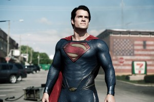 "HENRY CAVILL as Superman in Warner Bros. Pictures' and Legendary Pictures."" ©DC Comics/Warner Bros. Entertainment. CR: Clay Enos."