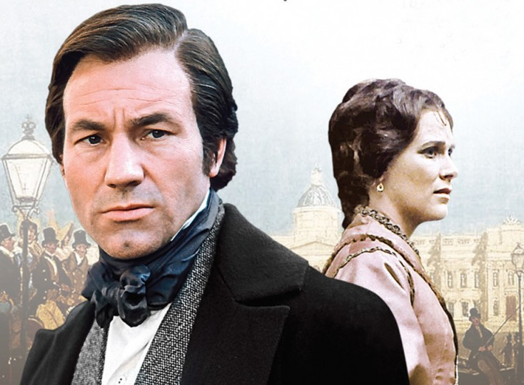 Vintage Patrick Stewart in 'North & South'