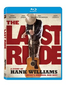 """The Last Ride"" (Blu-Ray DVD Art). ©LIve Bait/Mozark Productions."