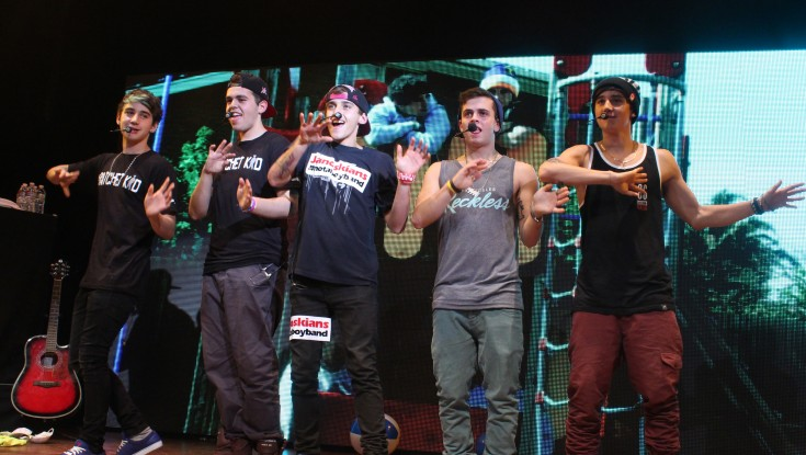 The Janoskians: Pranksters Turn Music Act Sell Out House of Blues – 4 Photos