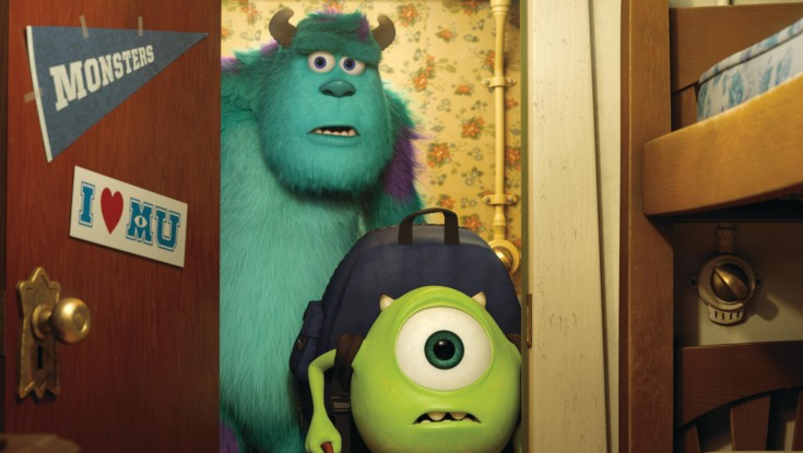 Filmmakers Talk Making the Grade in 'Monsters University' – 3 Photos