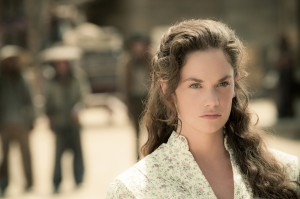 "Ruth Wilson as Rebecca Reid in ""THE LONE RANGER."" ©Disney Enterprises/Jerry Bruckheimer Inc. CR: Peter Mountain."
