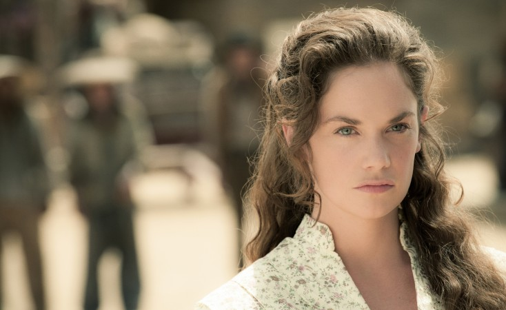 EXCLUSIVE: Ruth Wilson Saddles Up for 'Lone Ranger'