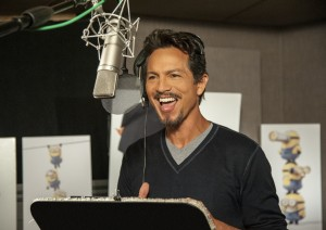 "BENJAMIN BRATT voices Eduardo and El Macho in ""Despicable Me 2."" ©Universal Studios. CR: Suzanne Hanover."