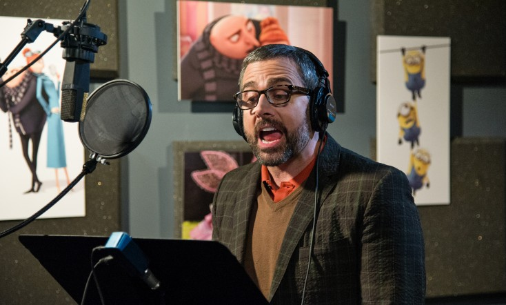 Steve Carell Tackles Parenting Challenges in 'Despicable Me 2,'  'Way, Way Back' – 4 Photos
