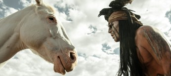 Johnny Depp is No Sidekick in 'The Lone Ranger'