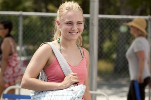 "AnnaSophia Robb as Susanna in ""THE WAY WAY BACK."" ©20th Century Fox. CR: Claire Folger"
