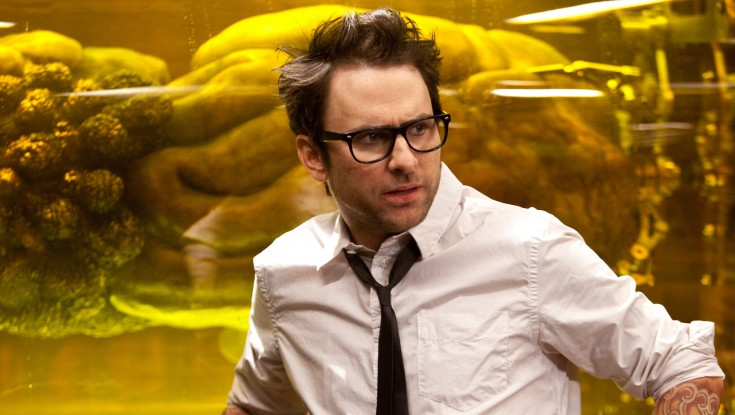 Monster Madness for Charlie Day