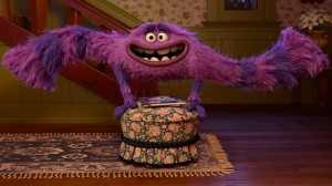 "Charlie Day voices the character Art in ""MONSTERS UNIVERSITY."" ©Disney•Pixar."