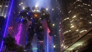 "Robots ready for defend the world in ""Pacific Rim."" ©Warner Bros. Entertainment/Legendary Pictures Funding."
