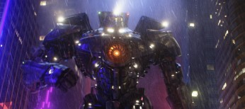 'Pacific Rim' Goes Big and Scores