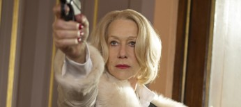 Mirren Reprises Assassin Role in 'RED 2'- 3 Photos