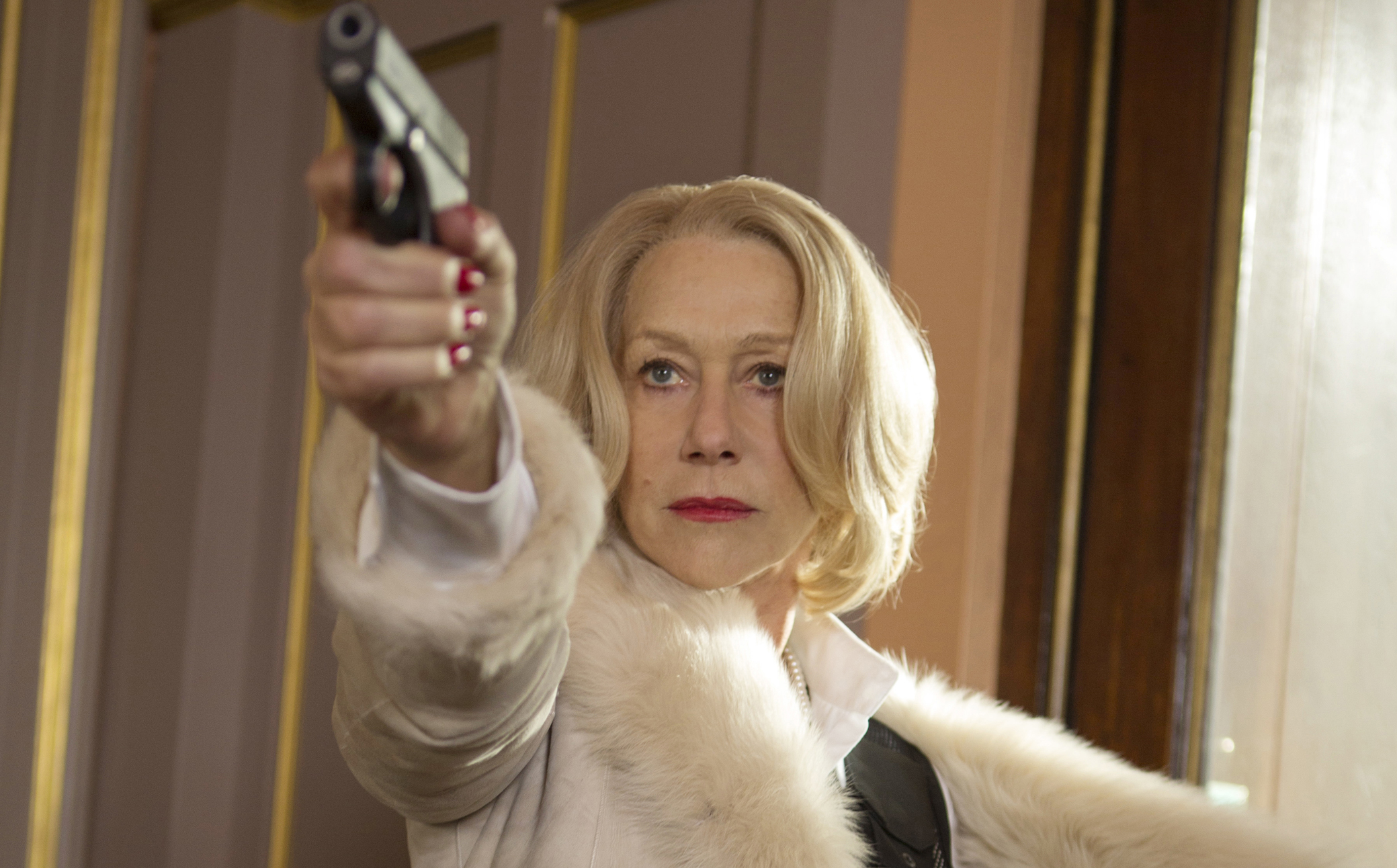 Mirren Reprises Assassin Role In Red 2 3 Photos Front