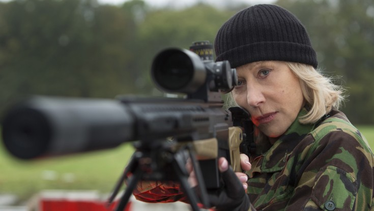 Mirren Reprises Assassin Role in 'RED 2'