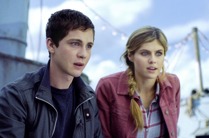 Logan Lerman Sets Course for 'Sea' Adventure – 3 Photos
