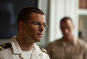 "JAMES MARSDEN is Lt. Cmdr. Quince in ""2 Guns."" ©Universal Studios. CR: Patti Perret."