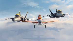 "DUSTY (voiced by Dane Cook) in ""PLANES"". ©2013 Disney Enterprises, Inc. All Rights Reserved."