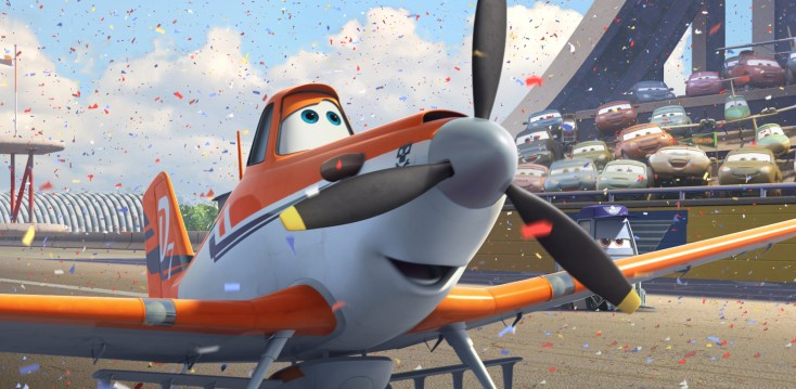 Dane Cook Meets His Destiny in 'Planes' – 3 Photos
