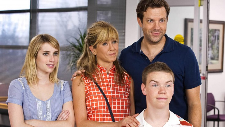 It's 'Millers' Time for Sudeikis and Aniston