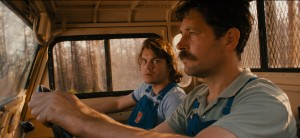"Emile Hirsch and Paul Rudd in ""PRINCE AVALANCHE."" ©Magnolia Pictures."