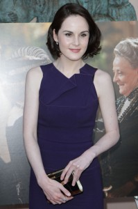 "Michelle Dockery attends An Evening With ""Downton Abbey"" held at the Leonard H. Goldenson Theatre in North Hollywood, CA. The event took place on Monday, June 10, 2013.  Photo by Steven Lam_PRPP."