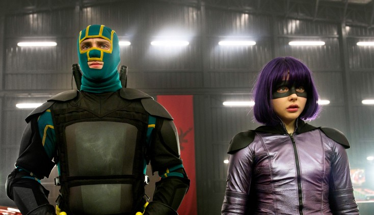 'Kick-Ass 2' Makes Heroes Comic