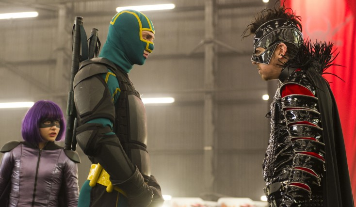 'Kick-Ass 2' Makes Heroes Comic – 3 Photos
