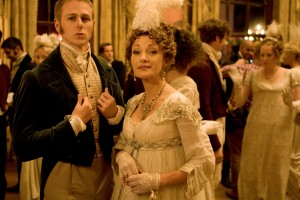 "Jane Seymour as Mrs. Wattlesbrook in ""Austenland."" ©Sony Pictures Classics. CR: Giles Keyte."