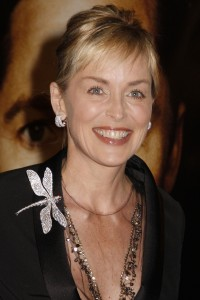 Sharon Stone. ©Pacific Rim Photo Press. CR: Peter Gonzaga.