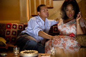 "Oprah Winfrey and Terrence Howard stars in ""THE BUTLER."" ©Butler Films, LLC. CR:: Anne Marie Fox."