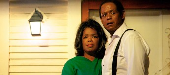 Oprah Winfrey Talks on 'The Butler' – 2 Photos