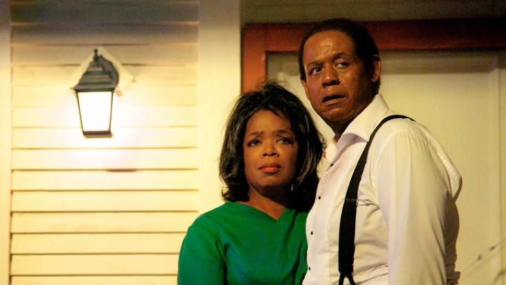 Oprah Winfrey Talks on 'The Butler' – 2 Photos