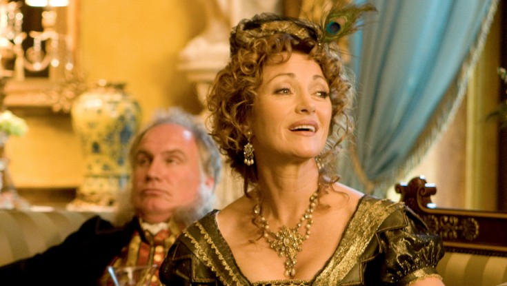Jane Seymour Spoofs Regency Period in 'Austenland'