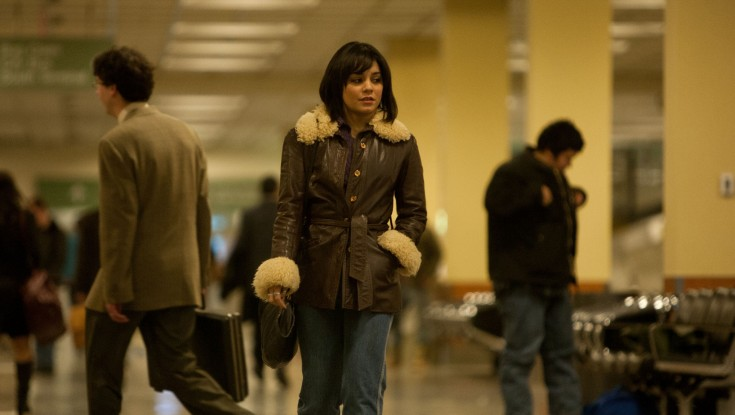 EXCLUSIVE: Vanessa Hudgens Deals with a Cold Killer in 'Frozen Ground' – 3 Photos