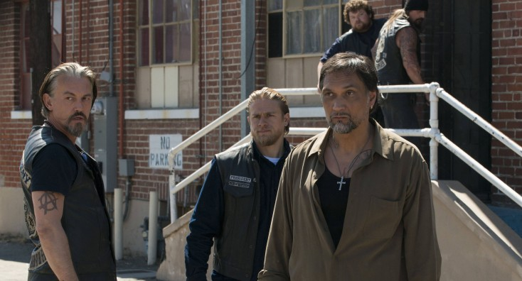 'Sons of Anarchy' Season Five Rolls in on Blu-ray – 3 Photos