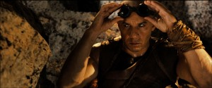 "VIN DIESEL stars in ""Riddick."" ©Universal Studios."