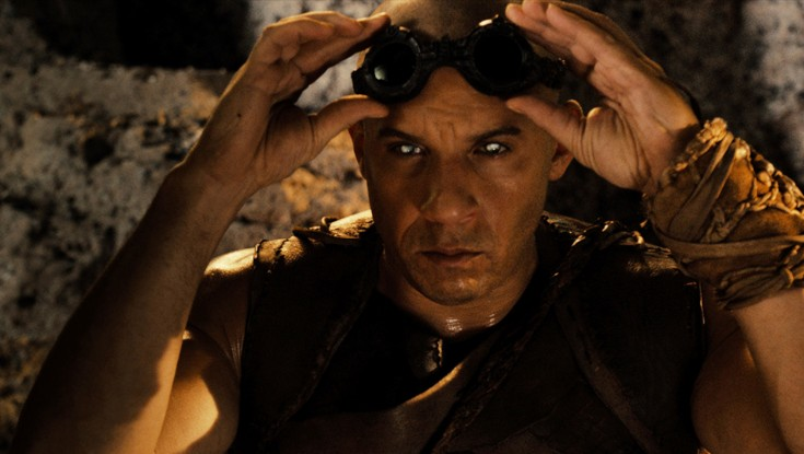 'Riddick' Surfaces on Blu-ray with Bonus Features