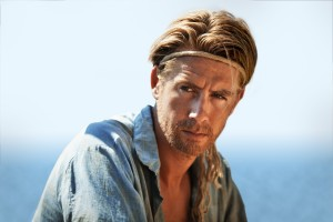 "Pål Hagen as Thor in ""KON TIKI."" © 2013 THE WEINSTEIN COMPANY. CR: Carl Christian Raabe."