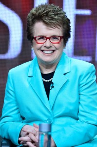 Billie Jean King. ©PBS