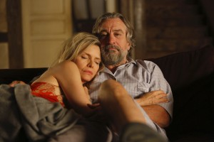 "(l-r) Michelle Pfeiffer and Robert DeNiro star in Relativity Media's ""THE FAMILY"". "".  © EuropaCorp. TF1 Films Production. Grive Productions. CR: Jessica Forde"
