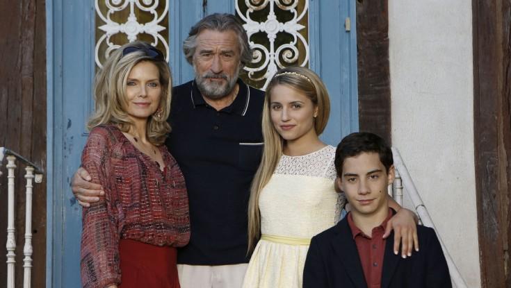 Three's the Charm for De Niro, Pfeiffer