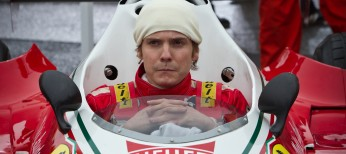 German Actor Daniel Bruhl Takes Hollywood in 'Rush,' 'Fifth Estate' – 4 Photos